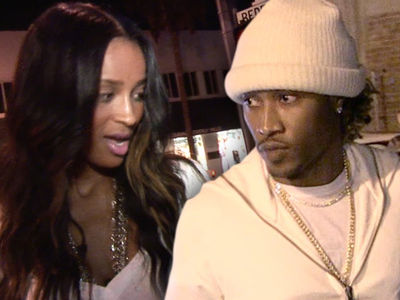 Ciara -- Drops Libel Case ... I'm Too Successful to Sue Future for Defamation