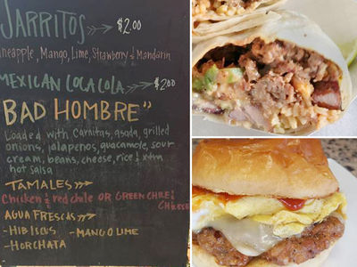 Donald Trump -- Mexican Menus Now Serving 'Bad Hombre' Specials (PHOTO GALLERY)