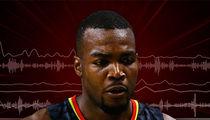 NBA's Paul Millsap -- Car Crash 911 Call ... 'The Motorcycle's On Fire!' (AUDIO)