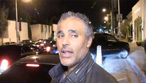 Rick Fox -- Hey Dodgers ... JUST WIN, BABY! (VIDEO)