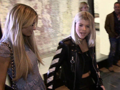 Sofia Richie & Paris Hilton -- Me and Tobey? ... 'Are You F****** Joking??' (VIDEO)