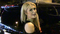 Paris Hilton -- No.1 On My Trick or Treat Route ... The Playboy Mansion! (VIDEO)