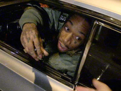 Wiz Khalifa -- Hell Yeah I Got My Own Kush ... Want Some? (VIDEO)