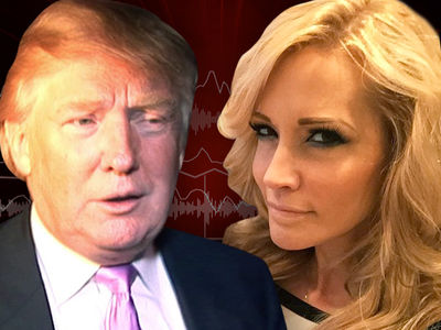 Donald Trump -- My Porn Star Accuser? ... 'Sure She's Never Been Grabbed' (AUDIO)