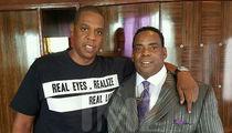 Jay Z -- Bid to Buy Prince's Unreleased Music (PHOTO)