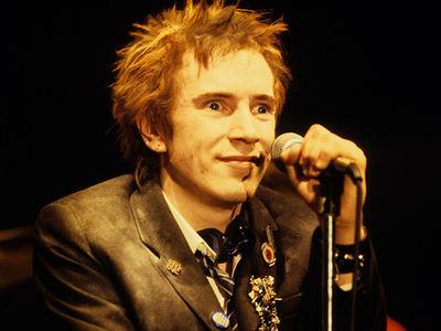 Sex Pistols' -- Johnny Rotten ... 'Memba Him? (PHOTO)