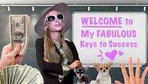 Paris Hilton -- I'm a Titan of Business ... Just Like Cuban & Branson