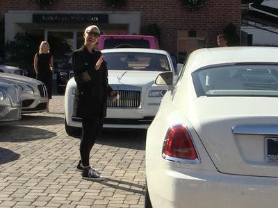 Amber Rose -- I Gotta Roll Like My BFF Blac Chyna Rolls (VIDEO)