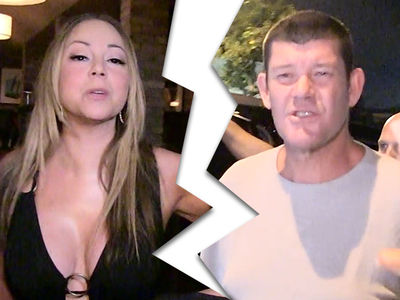 Mariah Carey, James Packer -- Done for Now ... Maybe for Good