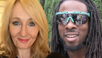 'Harry Potter' Creator -- I'm a Huge Seahawks Fan Now ... Thanks to Richard Sherman!