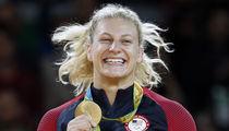 Kayla Harrison -- U.S. Olympic Gold Medalist ... I'M FIGHTING MMA!!!