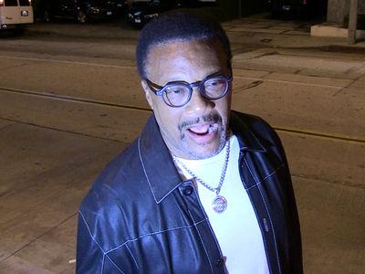 Judge Mathis -- I Go Light on Crime When It's Against Trump (VIDEO)