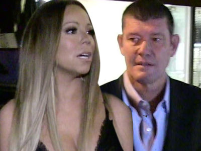 Mariah Carey to James Packer -- Pay Me $50 Million for My Troubles