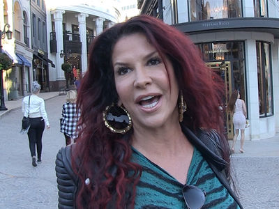 Slash's Estranged Wife -- He Knows Damn Well We're Married ... We Did It Twice! (VIDEO)