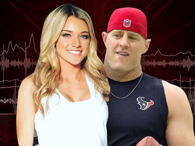 J.J. Watt -- Dating Hot Pro Soccer Star ... 'The Rumors Are True'