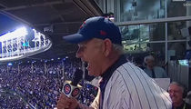 Bill Murray -- 7th Inning Spray ... 'Take Me Out to the Ballgame' (VIDEO)