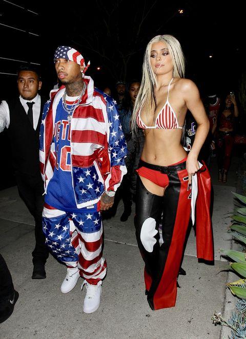 Tyga & Kylie Jenner
