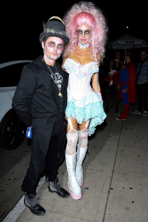 Matt Bellamy & Ella Evans