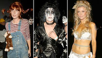 Halloween Celebs -- We're in the Spirit!!! (PHOTO GALLERY)