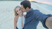 'Bachelor' Couple Ben & Lauren B. -- One-On-One ... in Paradise (PHOTO GALLERY)