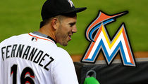 Jose Fernandez -- Marlins Jersey Will Stay Retired ... Despite Cocaine, Booze Evidence