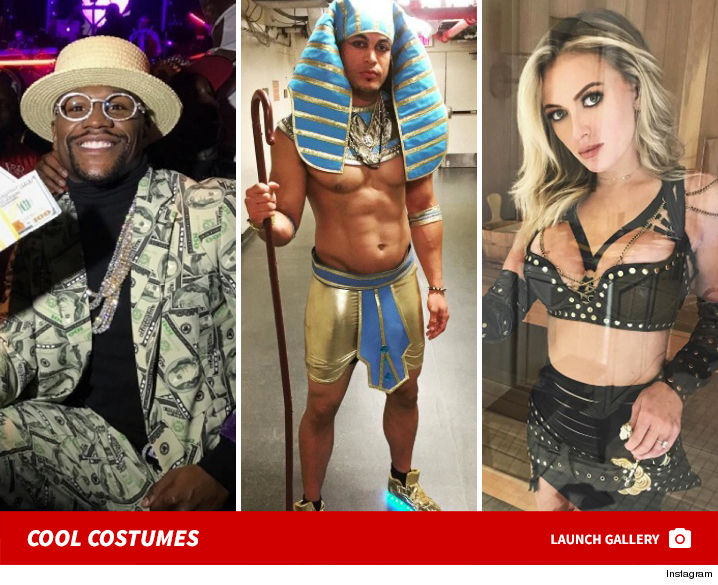 When youu0027re a world class athlete with an insane physique -- you donu0027t hide your body behind a big baggy Halloween costume ... just ask stars like Giancarlo ...  sc 1 st  TMZ.com & Huge Sports Stars In Costumes! | TMZ.com