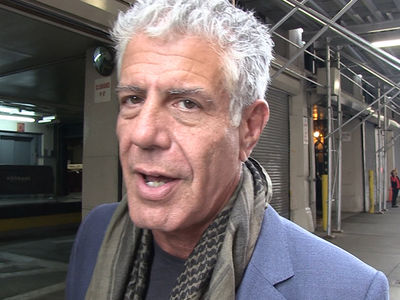 Anthony Bourdain to Hungover Cubs Players -- WEED IS YOUR FRIEND (VIDEO)