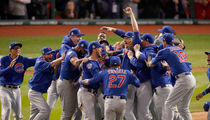Chicago Cubs Win World Series ... Suck it Billy Goat! (PHOTOS + VIDEO)