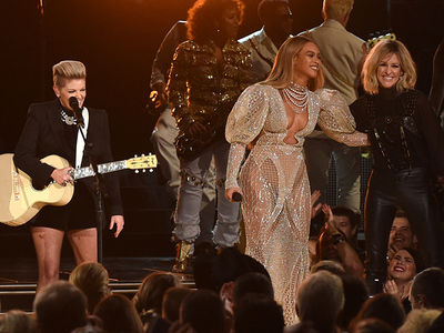 Beyonce, Dixie Chicks -- Scrubbed from CMA Website, Social Media After Racist Fans Comment (UPDATE)