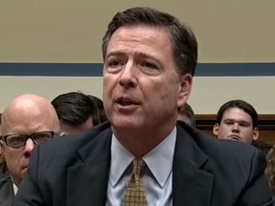 FBI Director James Comey Hillary Clinton Case Closed ... Same Conclusion, Careless but No Crime