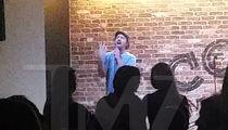 Jamie Kennedy -- Goes NUCLEAR on Burping Fan (VIDEO)