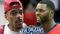 Matt Barnes -- Blasts New Orleans Pelicans ... How Dare You Cut Lance Stephenson?!