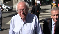 Sen. Bernie Sanders -- When Supporters Attack ... 'You're a Sellout!!' (VIDEO)
