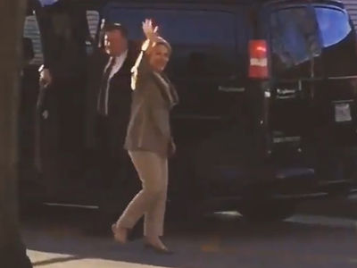 Hillary Clinton -- I'm With Me!! (VIDEO + PHOTO)