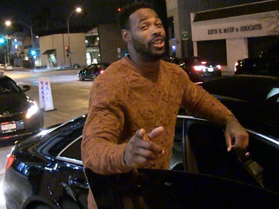 NFL's Kenny Britt -- Rams Make The Playoffs?! 'We Got A Chance' (VIDEO)