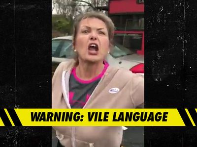 Election Day 2016 -- Racial Slurs Fly in Michigan Polling Place Fight (VIDEO)
