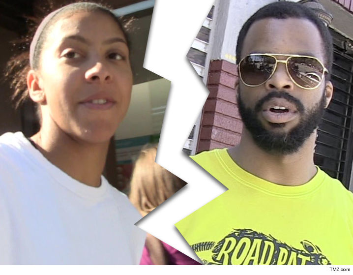 WNBA superstar Candace Parker has just been hit with divorce papers from  her husband, a former NBA player, who's demanding spousal support from the  2016 ...