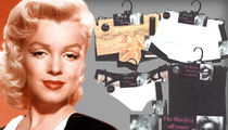 Marilyn Monroe Estate -- Sues Lingerie Line ... Keep This Blondie Out of Your Panties