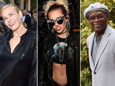 Donald Trump -- It's FLEEING Day for a Ton of Celebs (PHOTO GALLERY)