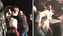 Conor McGregor -- Crazy New Video of Chair Fight (VIDEO)
