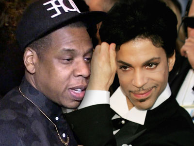 Prince Estate to Jay Z -- NO Deal For His Recordings ... Issues With Tidal Deal Too