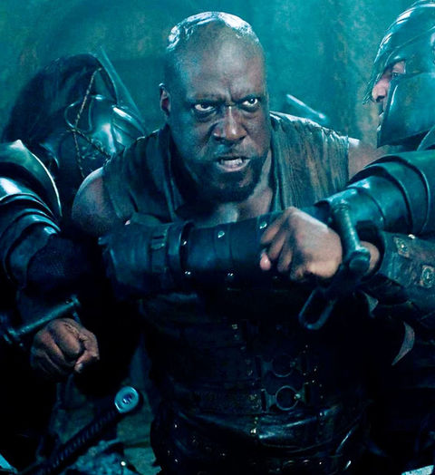 "Kevin Grevioux is best known for playing the badass Razahir ""Raze"" Khemse in the 2003 fantasy film 'Underworld.'"