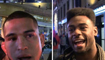 Conor McGregor -- Warned By UFC Fighters ... Careful, Tyron Will Beat Your Ass (VIDEO)
