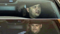 Rob Kardashian & Blac Chyna -- Baby On Board (PHOTOS)