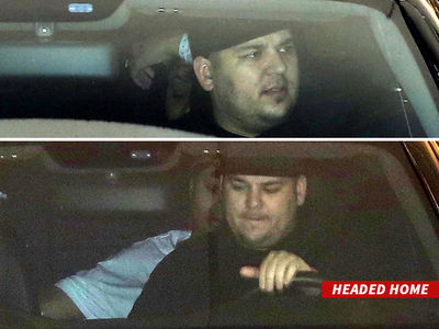 Rob Kardashian & Blac Chyna -- Baby On Board (PHOTOS)