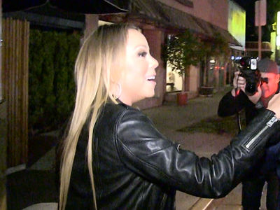 Mariah Carey -- Pot, Meet Kettle (VIDEO)