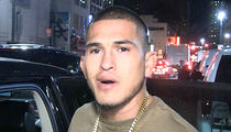UFC's Anthony Pettis -- Calls Out Conor McGregor ... I Want BOTH Your Belts! (VIDEO)