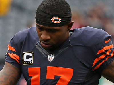 Alshon Jeffery -- Tests Positive for PEDs ... Gets 4 Game Suspension