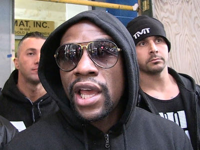 Floyd Mayweather -- 'Don't Compare Conor McGregor to Me' ... 'Total Disrespect' (VIDEO)