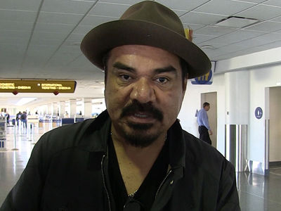 George Lopez -- Temper, Temper ... Trump Can 'Suck My Ass' (VIDEO)